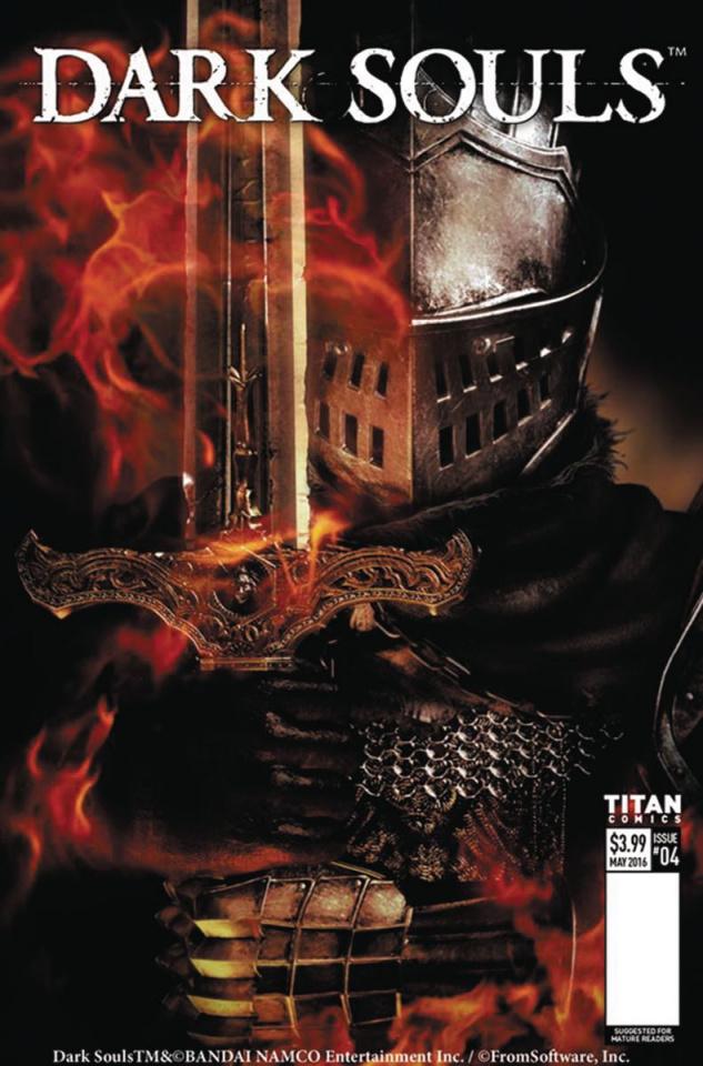 Dark Souls #4 (Game Cover)