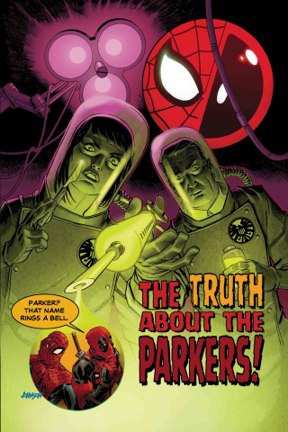 Spider-Man / Deadpool #35