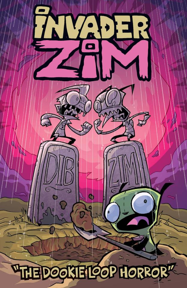 Invader Zim: The Dookie Loop Horror (Alexovich Cover)