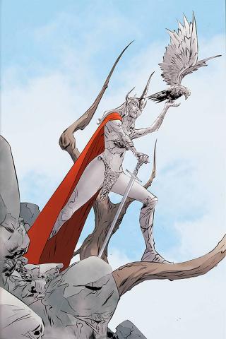 Red Sonja #20 (Lee Virgin Cover)