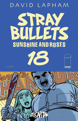 Stray Bullets: Sunshine and Roses #18