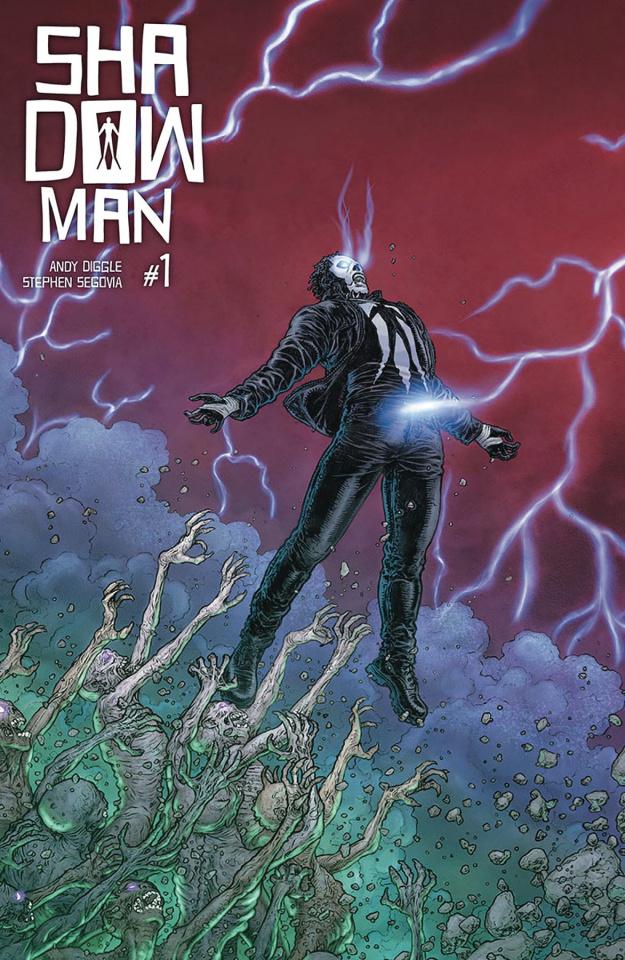 Shadowman #1 (20 Copy Ryp Cover)