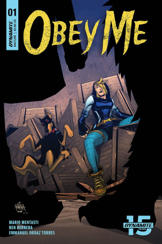 Obey Me #1 (Herrera Cover)