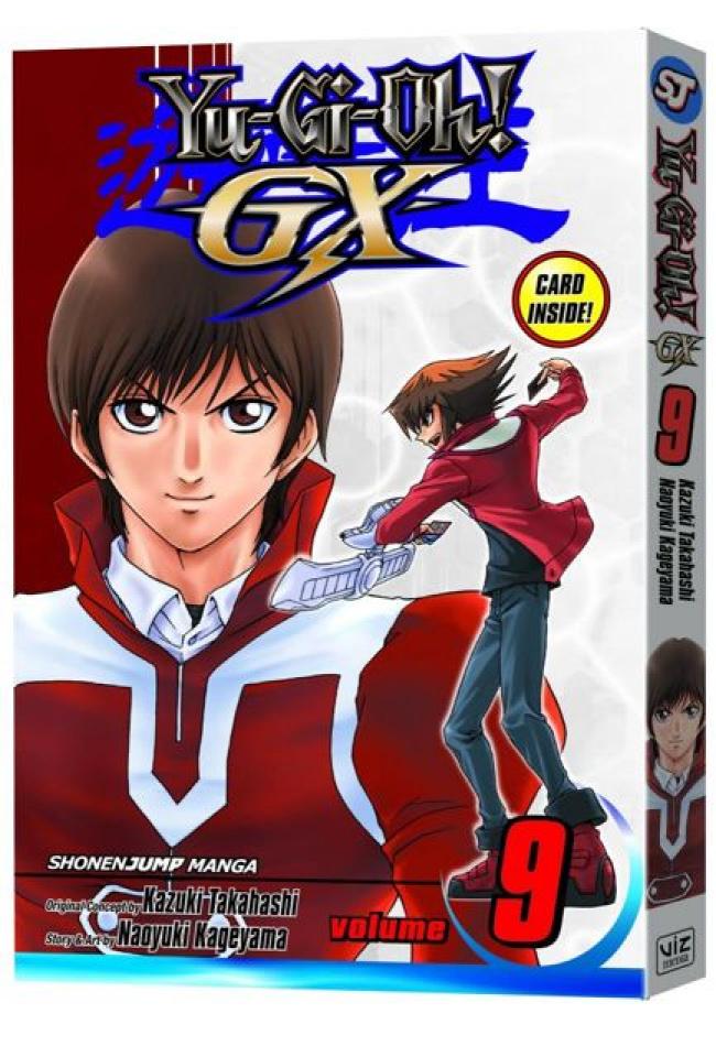 Yu-Gi-Oh! GX Vol. 9