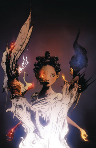 Niobe: She Is Death #3 (10 Copy Virgin Lee Cover)