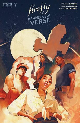 Firefly: Brand New 'Verse #1 (Khalidah Cover)