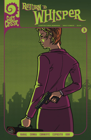 Cult Classic: Return to Whisper #3 (Cunha Cover)