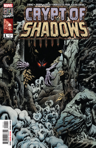 The Crypt of Shadows #1