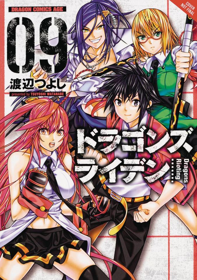 Dragons Rioting Vol. 9