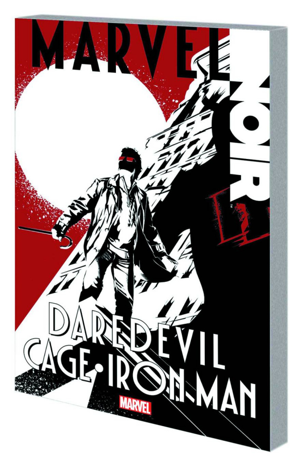 Marvel Noir: Daredevil / Cage / Iron Man