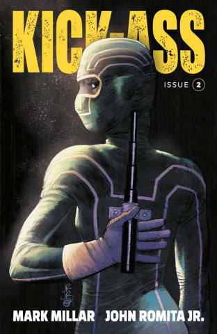 Kick-Ass #2 (Romita Jr. Cover)