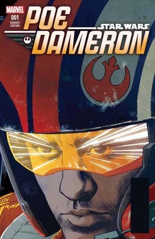Star Wars: Poe Dameron #5 (Stewart Cover)