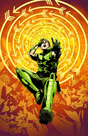 Green Arrow #22