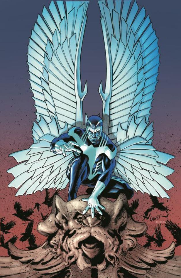 Astonishing X-Men #5 (Land Cover)