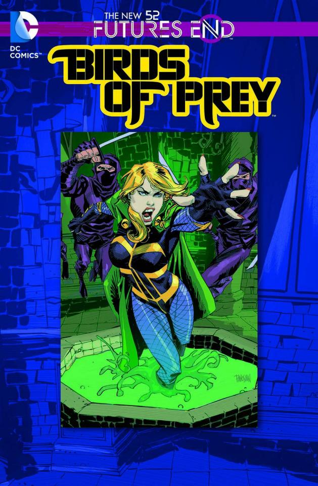 Birds of Prey: Future's End #1 (Standard Cover)