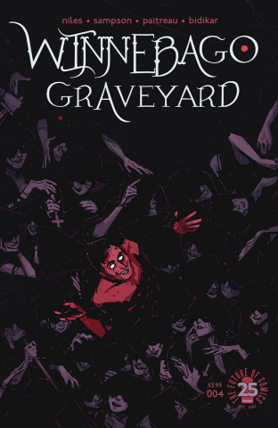 Winnebago Graveyard #4 (Wu Cover)