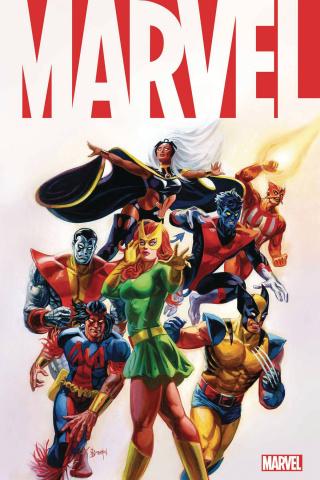 Marvel #2 (Brereton Cover)