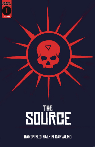The Source #1 (10 Copy Cover)