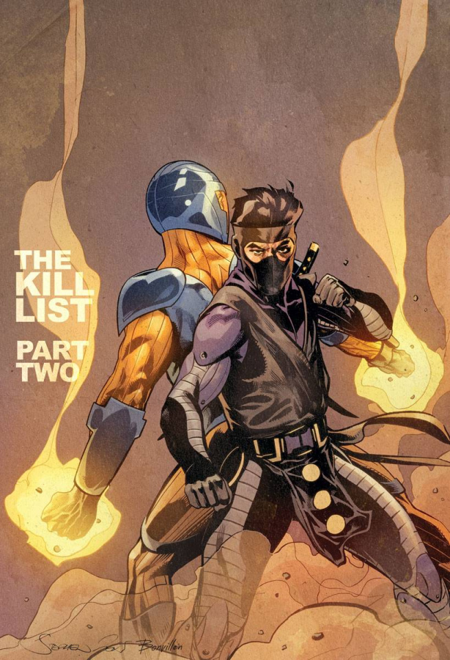 X-O Manowar #44 (Mooney Cover)