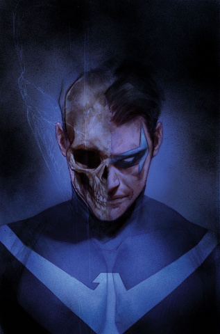 Nightwing #46 (Variant Cover)