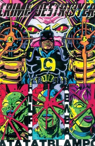 All-Time Comics: Crime Destroyer #2