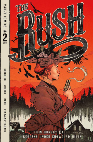 The Rush #2 (Gooden Cover)
