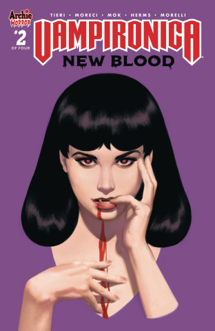 Vampironica: New Blood #2 (Smallwood Cover)