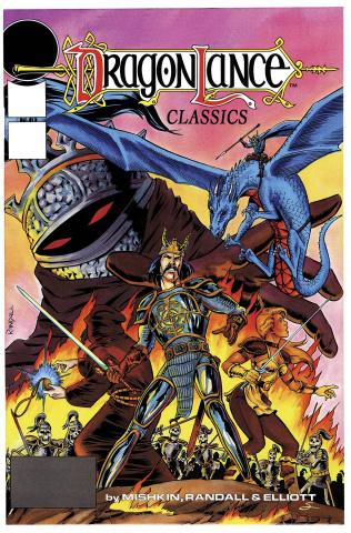 Dragonlance Classics Vol. 1