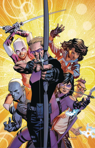 West Coast Avengers #1 (McKone Cover)