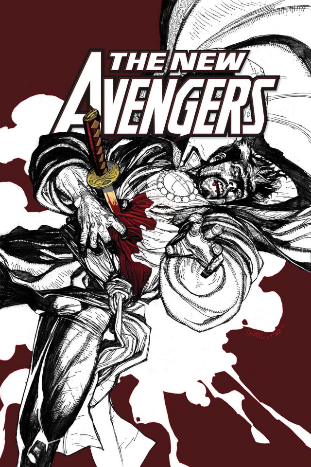 Avengers: Ronin #1 (True Believers)