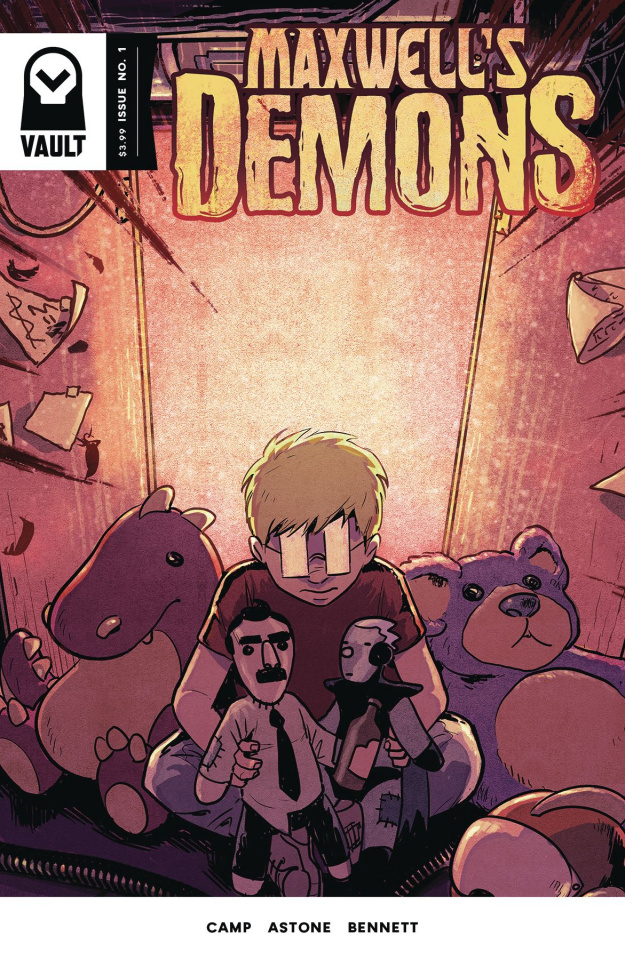 Maxwell's Demons #1