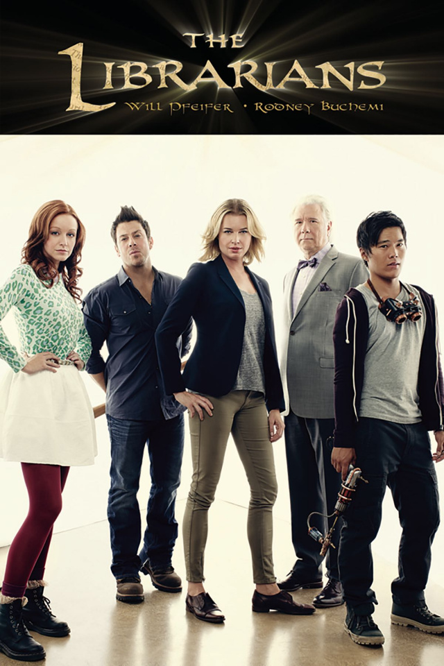 The Librarians Vol. 1