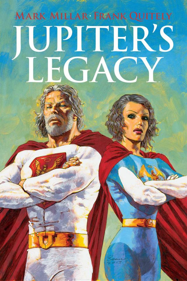 Jupiter's Legacy #3 (Phillips Cover)