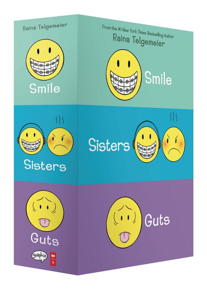 Smile, Sisters, Guts (Box Set)