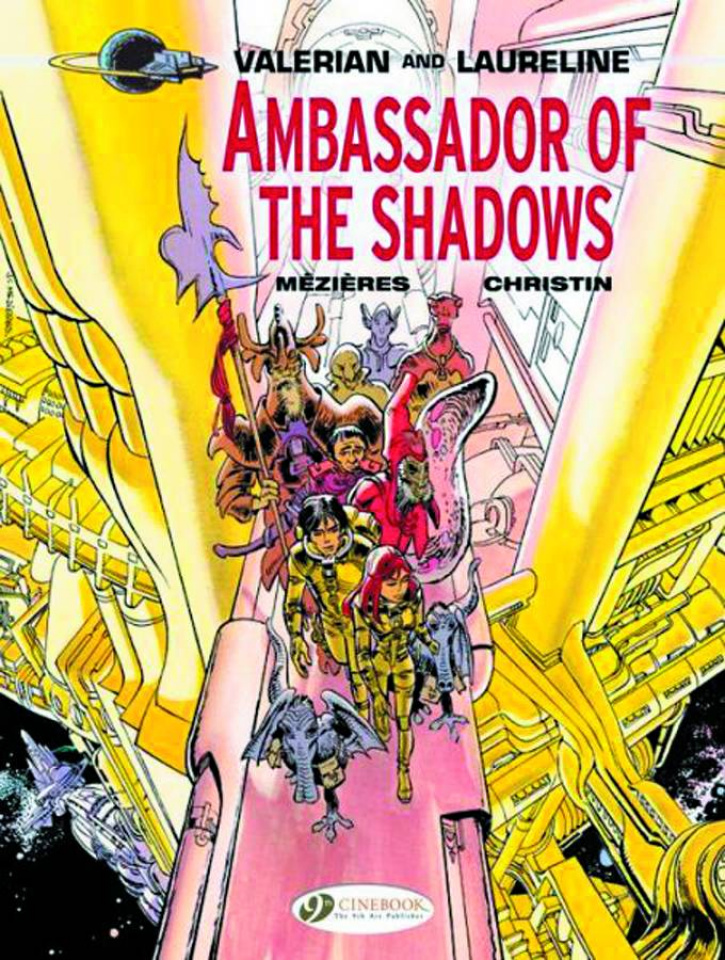 Valerian Vol. 6: Ambassador of the Shadows