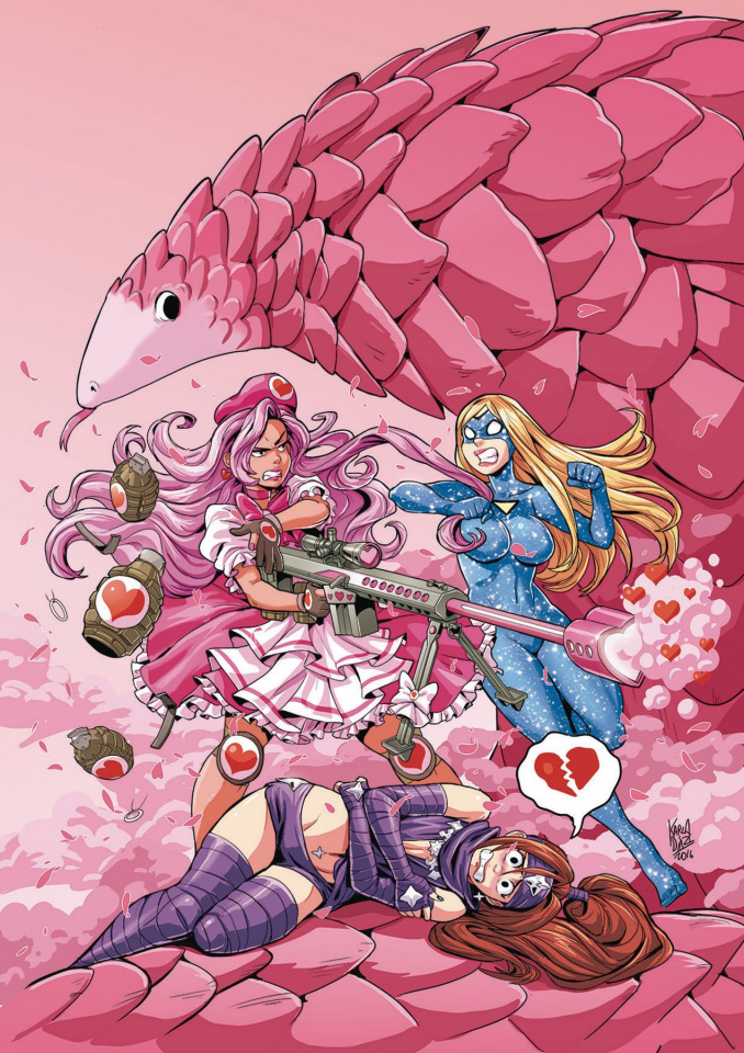 Empowered: Soldier of Love #3