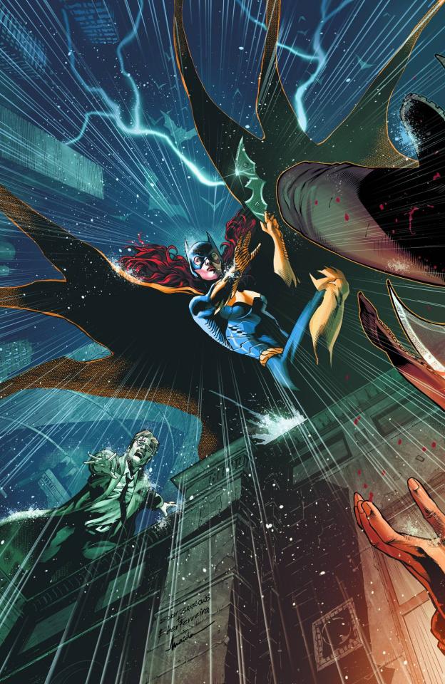 Batgirl #19