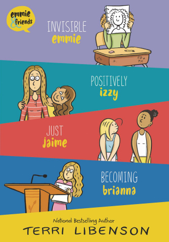 Emmie & Friends (4 Book Box Set)