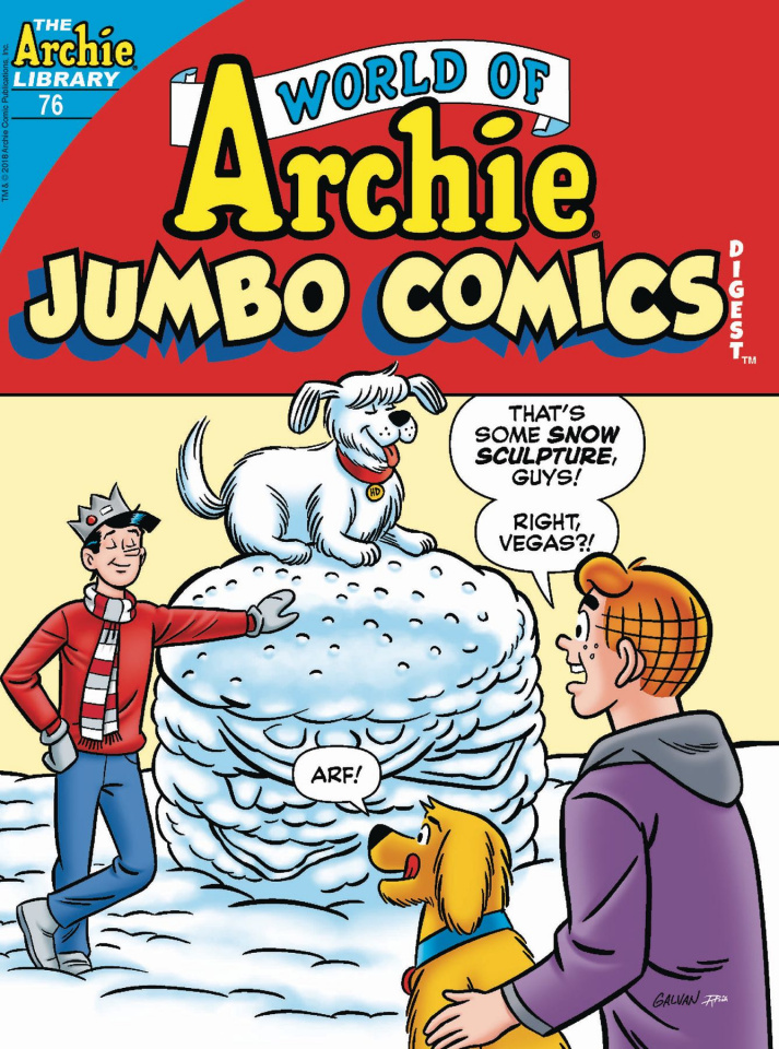 World of Archie Jumbo Comics Digest #76