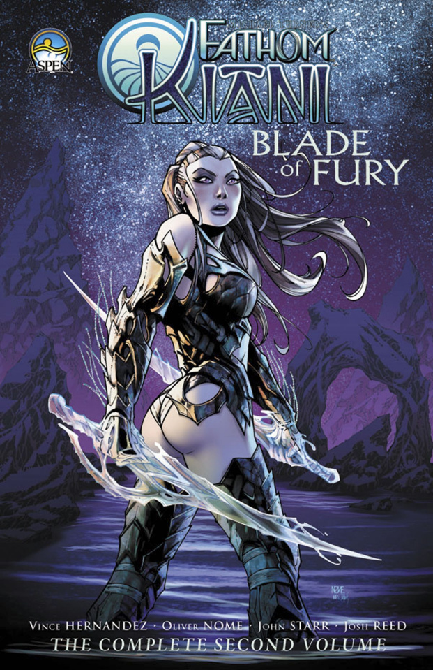 Fathom: Kiani Vol. 2: Blade of Fury