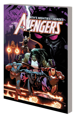 Avengers by Jason Aaron Vol. 3: The War of Vampires