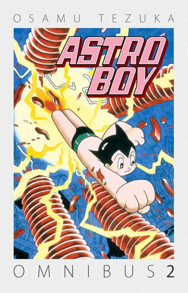 Astro Boy Vol. 2 (Omnibus)