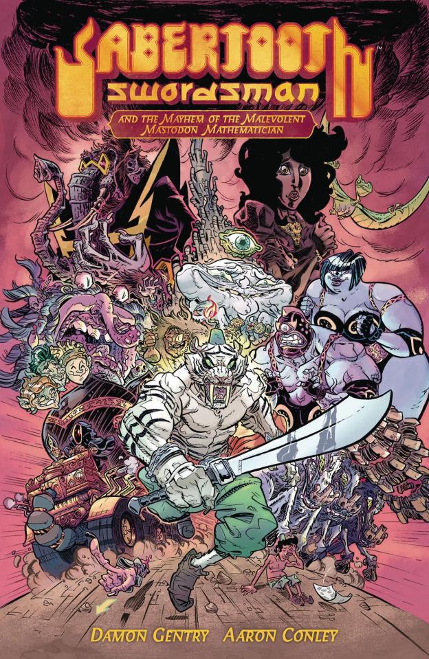 Sabertooth: Swordsman Vol. 1 (2nd Edition)
