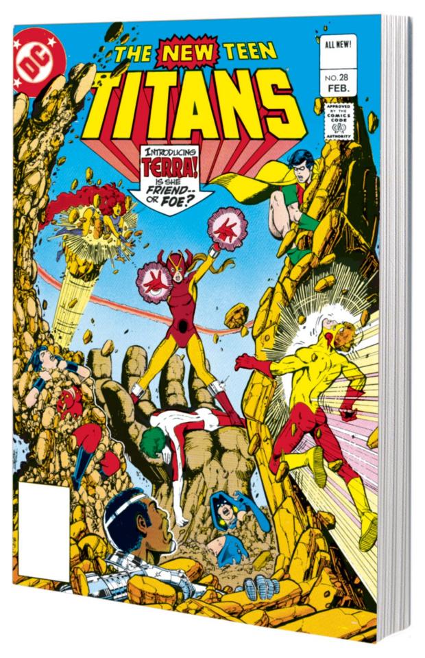 The New Teen Titans Vol. 5