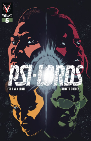 Psi-Lords #5 (Allen Cover)