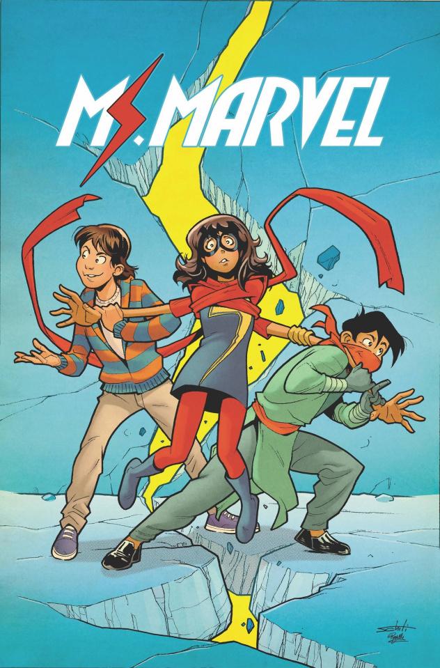 Ms. Marvel: Something New
