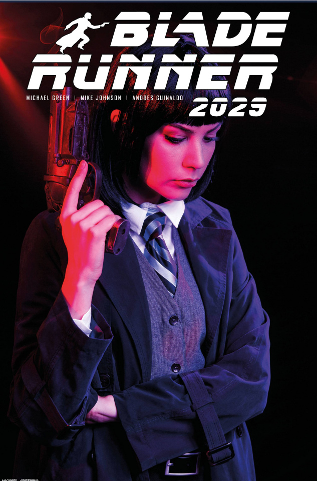 Blade Runner 2029 #2 (Cosplay Cover)
