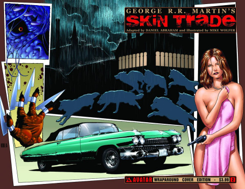 Skin Trade #2 (Wrap Cover)