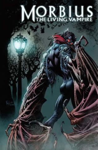Morbius #1 (Hotz Cover)