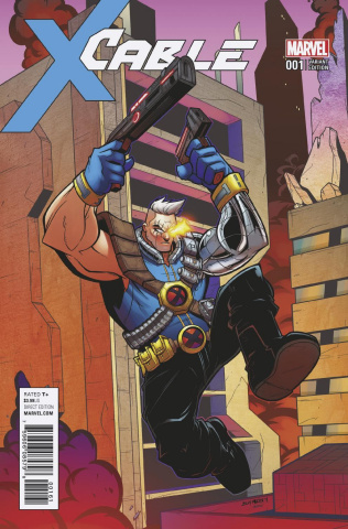Cable #1 (Martin Cover)
